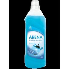 """Средство для пола (с полирующим эффектом) """"Arena"""" водная лилия (канистра 1л)"""